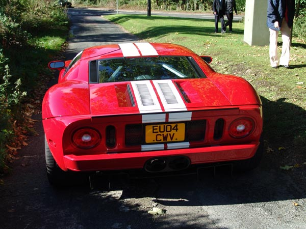 The Whole Trip To England And Scotland Was A Lot Of Fun But Little Can Beat A Day In The New Ford Gt Anywhere